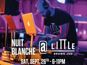 Nuit Blanche 2020 | Little Brown Jug Brewing Company