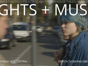 Lights + MUSIC: Indie Dance & Nu-Disco