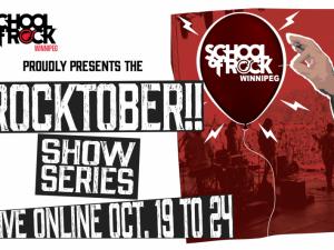 Rocktober Online Concert Series