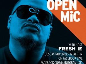 Online Open Mic Night