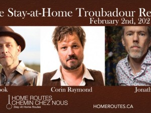 The Stay-at-Home Troubadour Revue