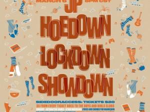 The JP Hoeddown Lockdown Showdown