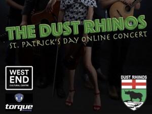 St. Patrick's Day Online Concert