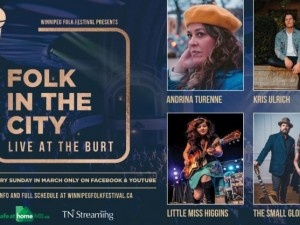 Folk in the City: Live at the Burt