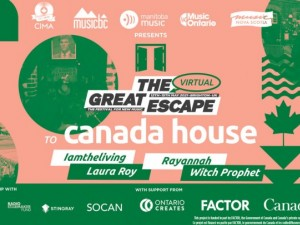 The Great {Virtual} Escape to Canada House