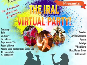 IRAL Virtual Party