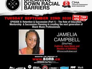 Jamelia Campbell