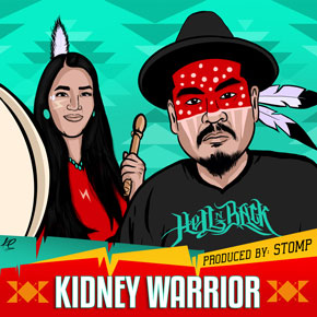 Kidney Warrior (Single)