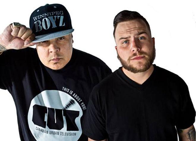 APCMA nominees Winnipeg Boyz