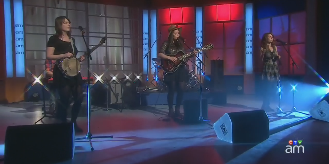 Sweet Alibi on CTV Canada AM