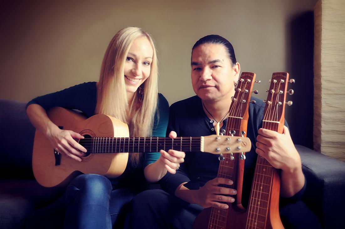 Nadia Gaudet & Jason Burnstick