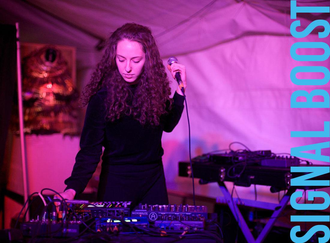 Joanne Pollock (Photo: Steve Louie Photos)