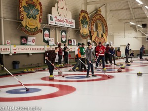 Teams at the Granite Curling Club (Credit: J.Senft Photography)