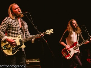 The Bros. Landreth live at JUNOfest (Photo: CARAS/J.Senft Photography)