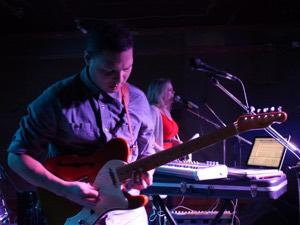 ATLAAS  at the Big Fun Festival 2014 (Photo: Sean McManus)