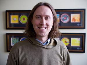 Sean McManus (Photo: Mark Reimer / Uniter Archive - uniter.ca)