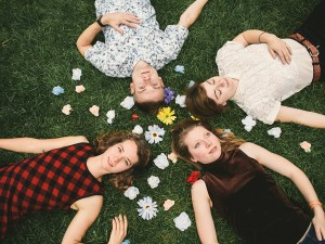 's songs are a sort of patched-up summer dress you wear to sigh in on rainy days – for moments of emotional gravity and feelings of lovelorn anguish. Though the songs are melancholy, they're also amusing. - See more at: http://www.manitobamusic.com/