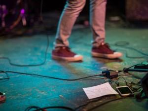 Photo: J.Senft Recording