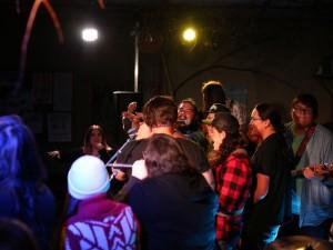 Indigenous Music Residency Open Mic 2018