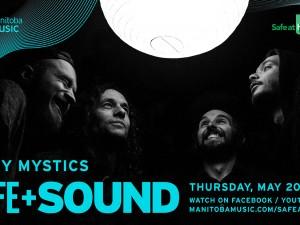 Dizzy Mystics, May 20 at 7PM