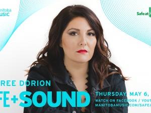 Desiree Dorion, May 6 at 7PM