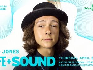 Caid Jones, April 29 at 7PM