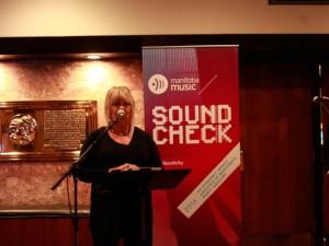 Manitoba Film & Music's Carole Vivier (Photo: Laurie Brand)