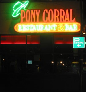 Pony Corral Downtown