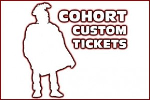 Cohort Custom Tickets