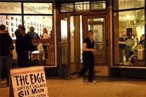 The Edge Gallery & Urban Art Centre