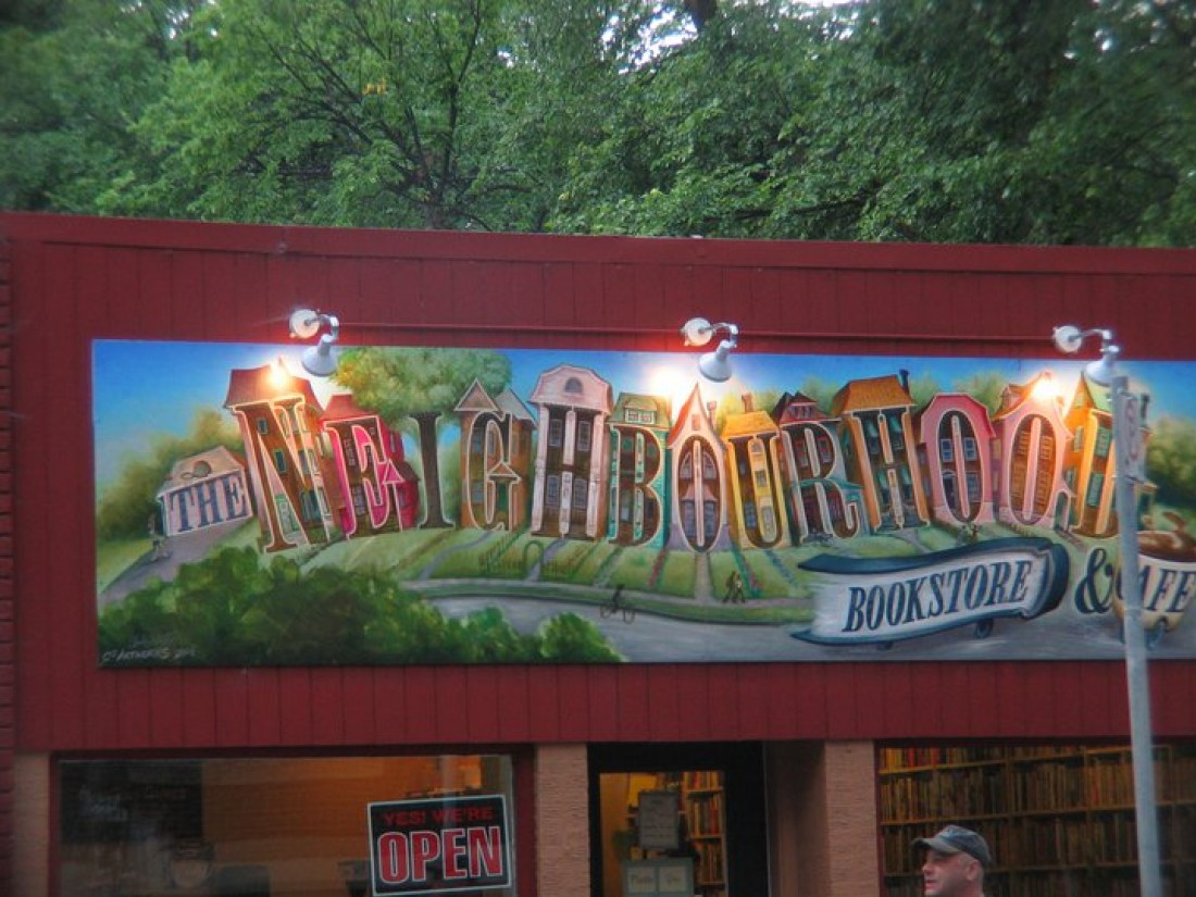 The Neighbourhood Bookstore and Cafe