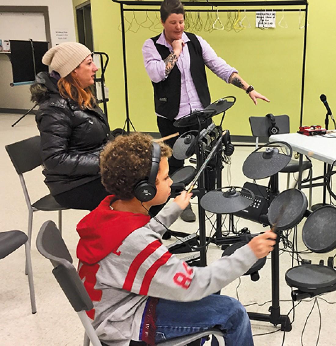 Sound Lab Manitoba