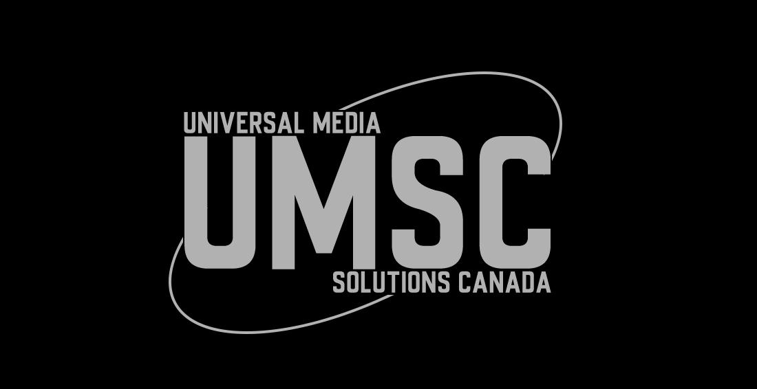 UMSC (Universal Media Solutions Canada)