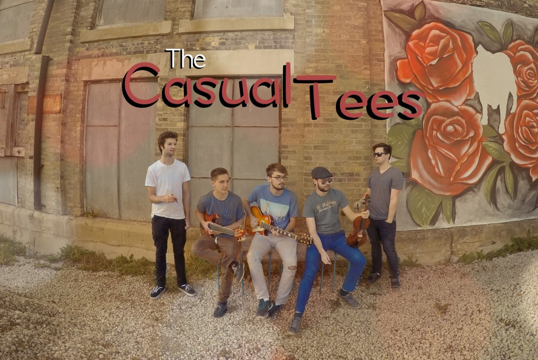 The Casual Tees