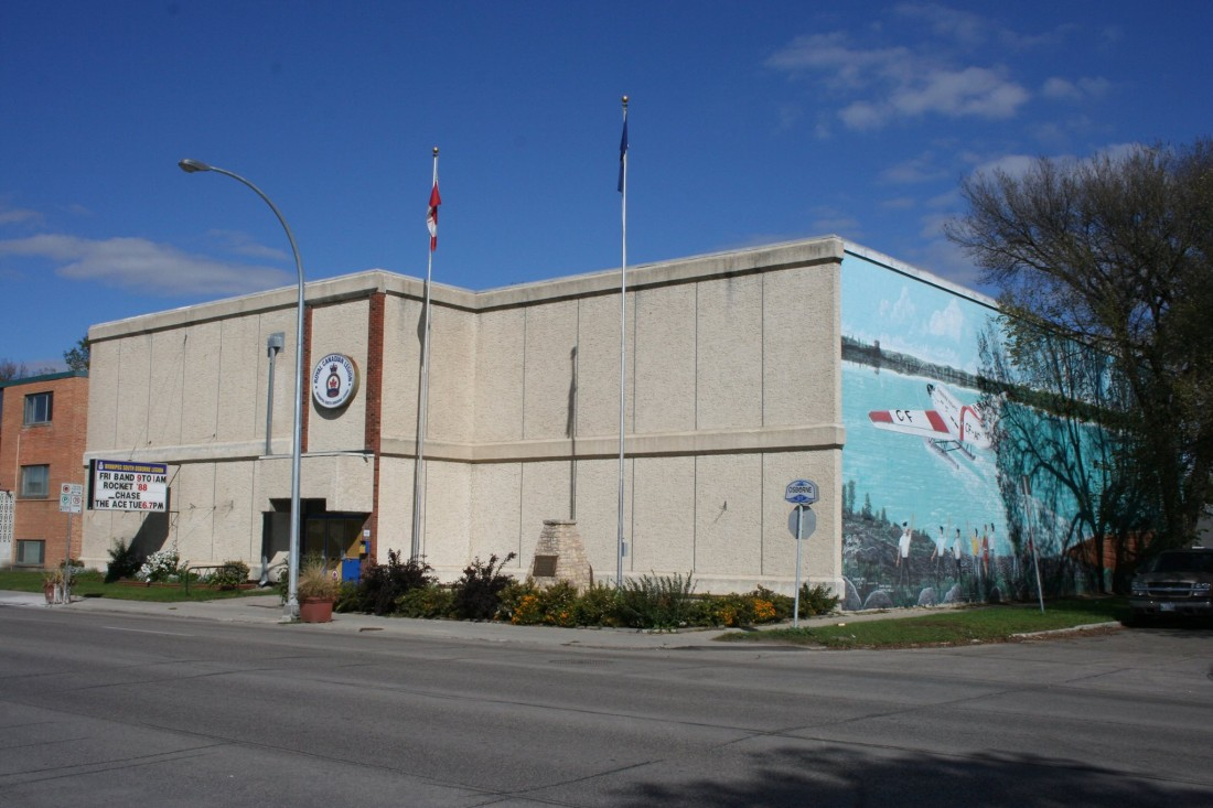 Winnipeg South Osborne Legion