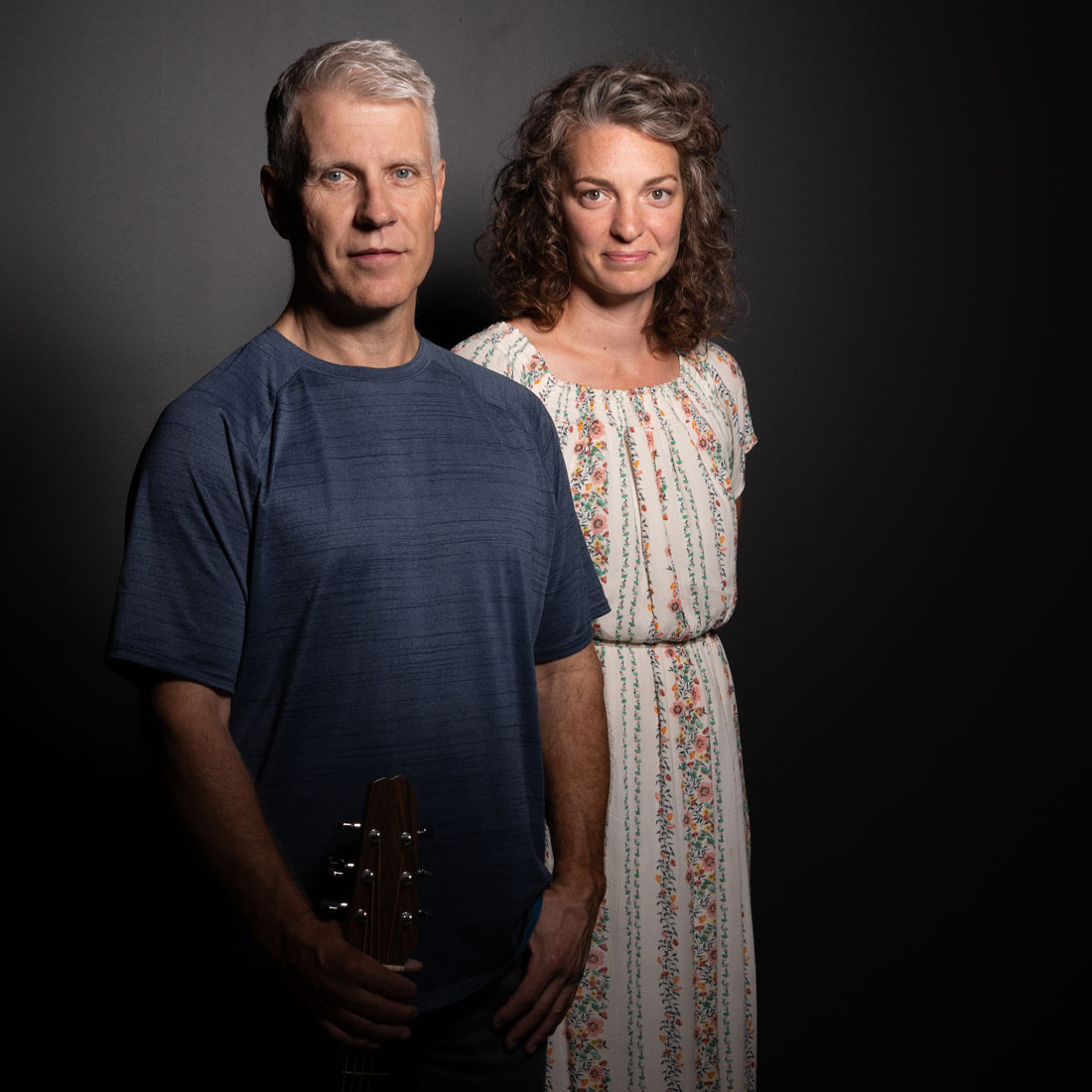 Erin Propp & Larry Roy