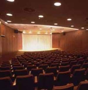 Planetarium Auditorium