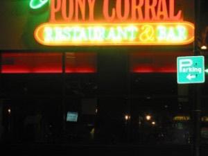 Pony Corral Downtown