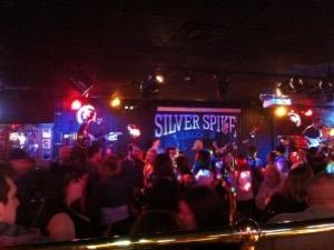 Silver Spike Saloon