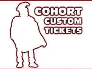 Cohort Custom Tickets