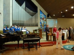 Broadway Disciples United Church