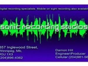 Sonic Electronics / Sonic Recording Studios
