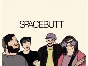 Spacebutt