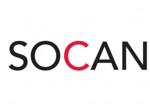 Society of Composers, Authors and Music Publishers of Canada (SOCAN)