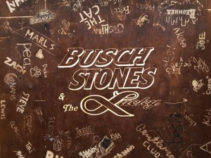 Busch, Stones & the Lucky